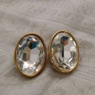Crystal Fashion Earring