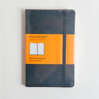 Moleskine Ruled Pocket Notebook