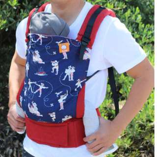 New Tula Standard Baby Carrier Treasure Hunt
