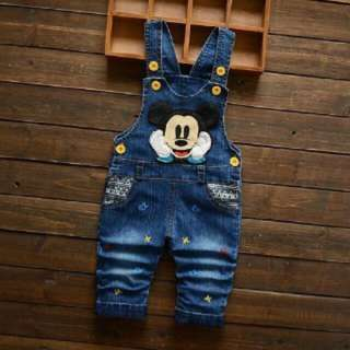 BABY UNISEX DENIM BLUE