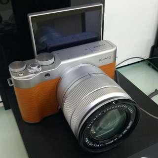 DP 0% Fujifulm X-A10 Kredit Tanpa Kartu Kredit