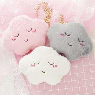 Kawaii cloud bag