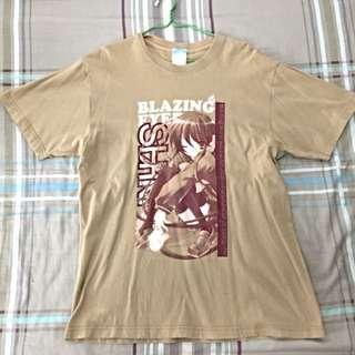 Shakugan No Shana Cospla Anime Shirt