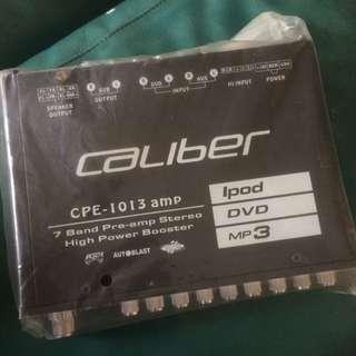Caliber Pre-Amp