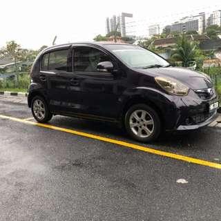 Perodua Myvi Ez 1.3 Auto 2012