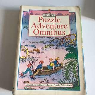 Usborne Puzzle Adventure