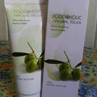 Olive Moisture Hand Cream