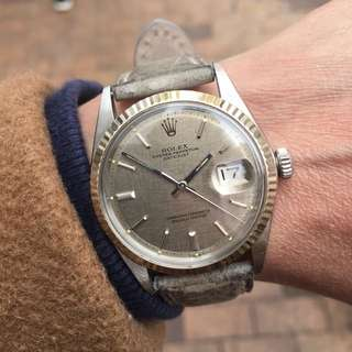 Rolex 1601 Datejust head only