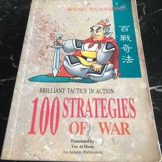 100 Strategies of War - Brilliant Tactics in Action