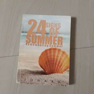 24 Signs of Summer