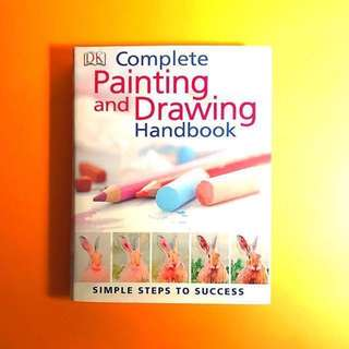 Complete Painting And Drawing Handbook