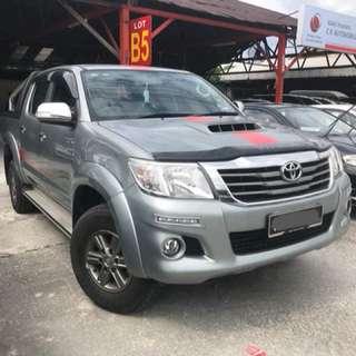 Toyota Hilux 2.5 2015/2016
