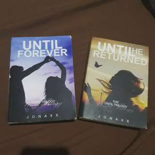 Until He Returned and Until Forever
