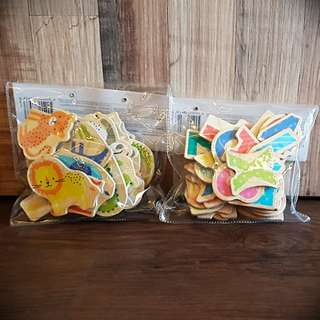Brand New: Magnetic Animals and Alphabets & Numbers Set