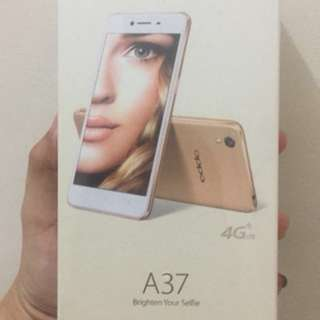NEW Oppo A37 Gold 16GB