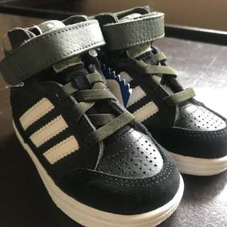 Adidas adiFIT Camouflage Highcut Shoes