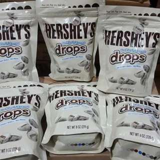 Chocolates ( HERSHEY'S DROPS and M&M's)