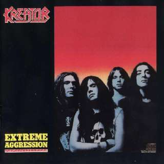 Kreator ‎– Extreme Aggression CD
