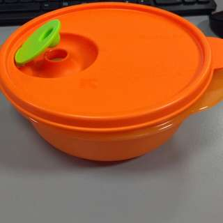 Microwaveable bowl