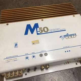 M50 Amplifier