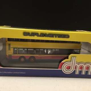 巴士模型 城巴 dennis trident