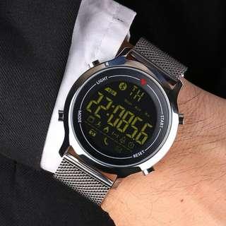 Zeblaze VIBE Android IOS 藍牙 5ATM 防水一年超長待機智能手錶