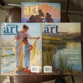 Art 雜誌三本