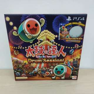 (Brand New) PS4 Taiko no Tatsujin: Drum Session! / Region 3