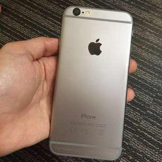 iphone 6 (64gig)