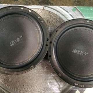 Dego Speaker