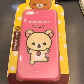 鬆弛熊系列 電話套 Rilakkuma I phone 7 plus