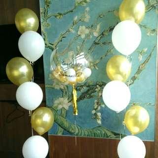 Farewell gift balloon set farewell party balloons