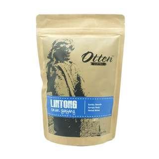 Otten Coffee Arabica Lintong Onan Ganjang Bubuk Kopi [200 g]