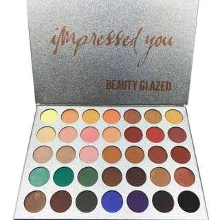Beauty Glazed Palette (Jacklyn Hill Dupe)