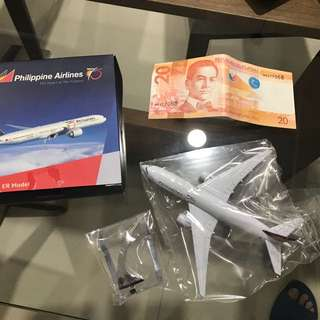 Philippine Airlines Plane Model