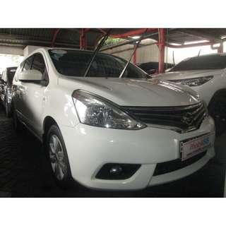 Nissan Grand Livina XV 1.5 AT 2013