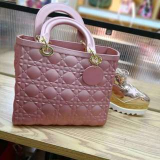 DIOR JELLY BAG SIZE M