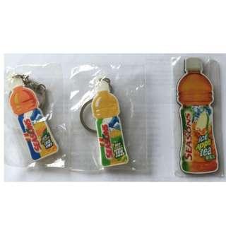 F&N keychain & magnet