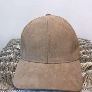 H&M Suede Cap