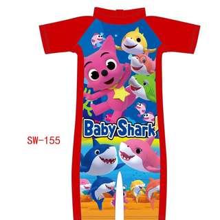 Baby Shark swimwear