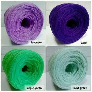 INDOPHIL ACRYLIC YARN 200 grams for Crochet & Knitting