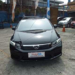 2013 Civic 1.8A/T Hitam Mutiara