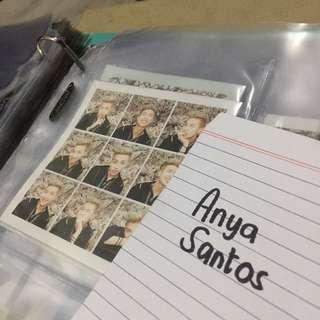 BTS RM Namjoon HYYH pt1 Polaroid