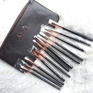 Zoeva Eye Brushes 12 pcs