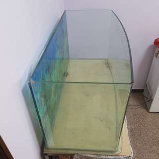 Preowned 4Ft Plan Fish Tank For Sale