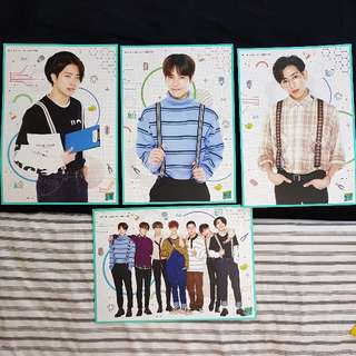 [Loose] GOT7 ♡ IGOT7 4TH FANMEETING GOODS (BROMIDE / POSTER)