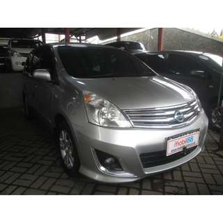 Nissan Grand Livina XV 1.5 MT 2013
