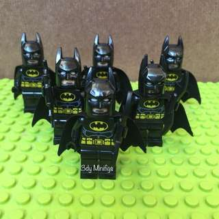 Minifigs Batman (Justice League)
