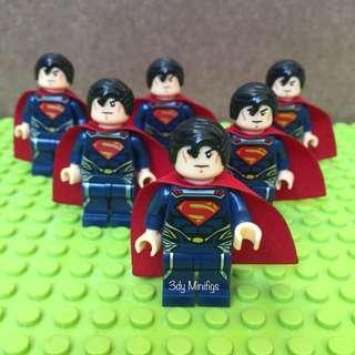 Minifigs Superman (Justice League)