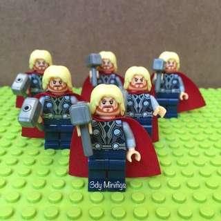 Minifigs Thor (Avengers)